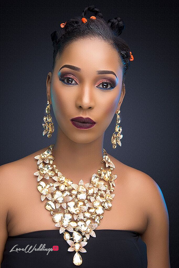 Nigerian Jewelry Artsmith Collections Eko Akete Collection - Adesua LoveweddingsNG
