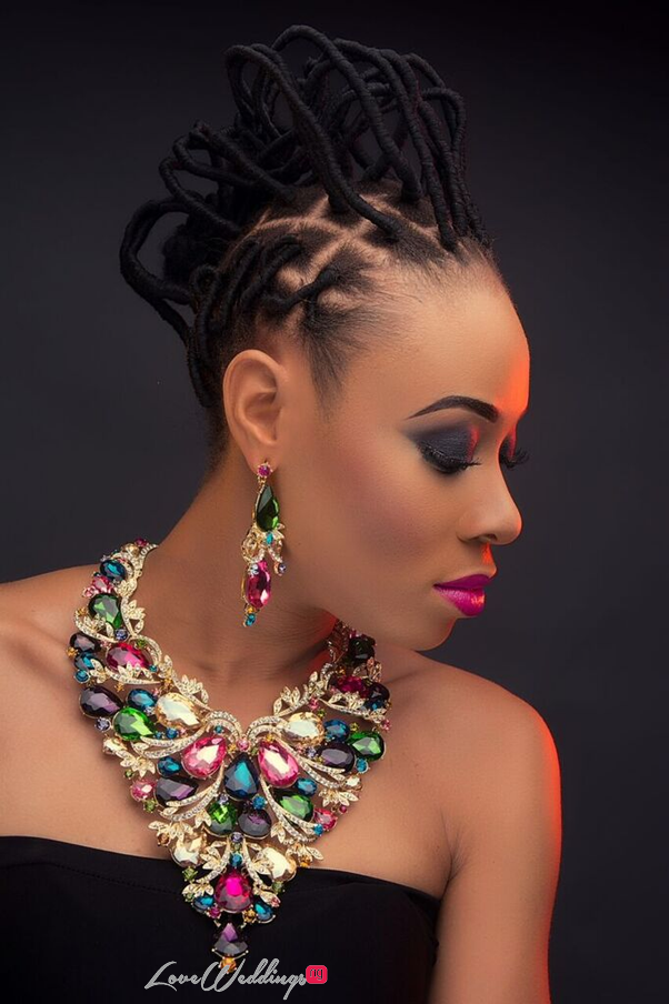 Nigerian Jewelry Artsmith Collections Eko Akete Collection - Ashake Onidiri LoveweddingsNG 1