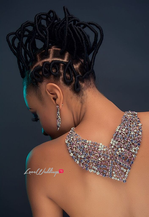 Nigerian Jewelry Artsmith Collections Eko Akete Collection - Ashake Onidiri LoveweddingsNG