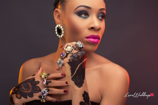 Nigerian Jewelry Artsmith Collections Eko Akete Collection - Eko Yarinya LoveweddingsNG