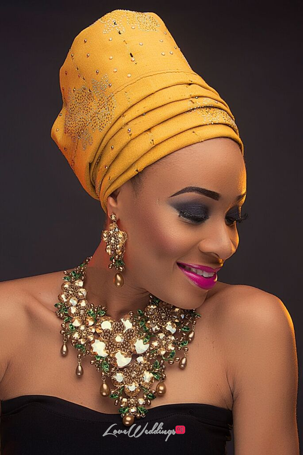 Nigerian Jewelry Artsmith Collections Eko Akete Collection - Oshuka LoveweddingsNG 1