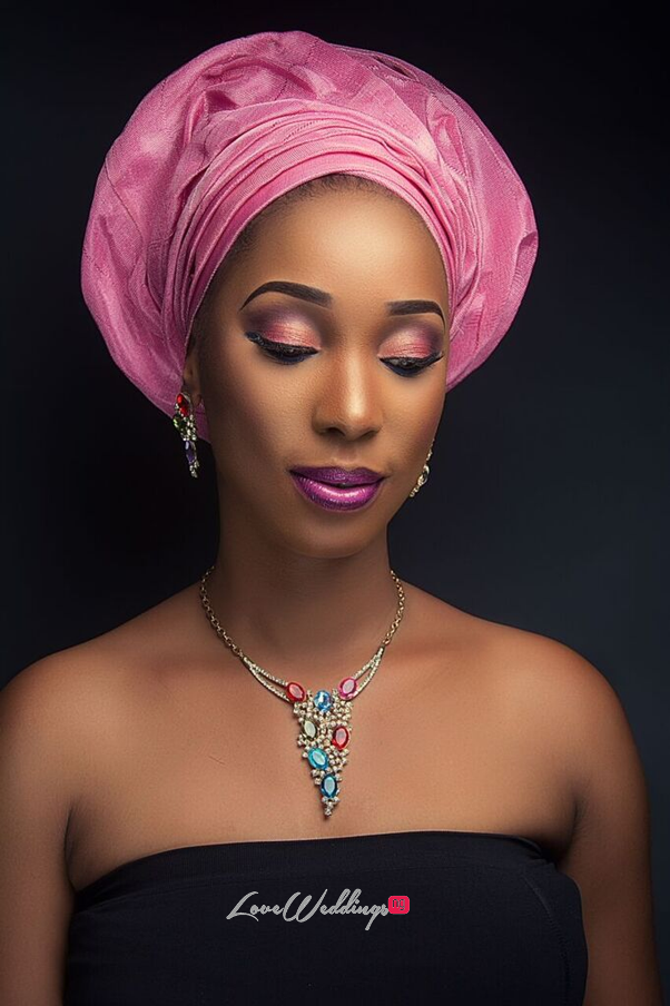 Nigerian Jewelry Artsmith Collections Eko Akete Collection - Oyinlola LoveweddingsNG