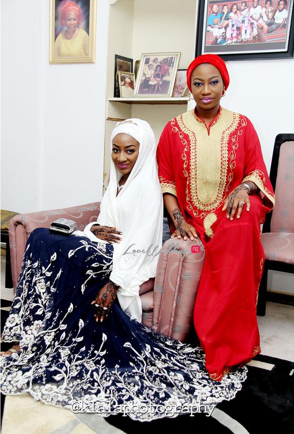 Nigerian Muslim Bride Bilkisu and Hakeem Klala Photography LoveweddingsNG 2
