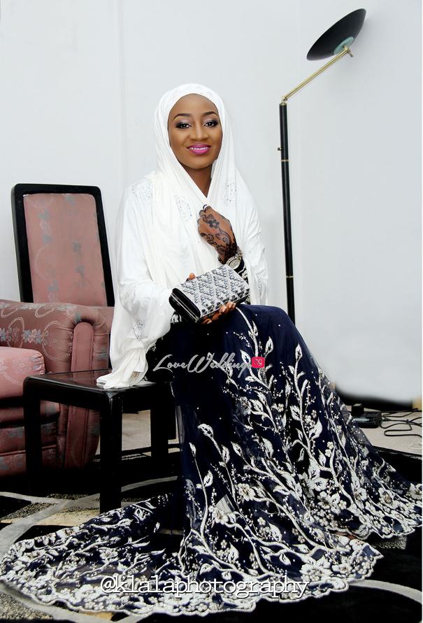 Nigerian Muslim Bride Bilkisu and Hakeem Klala Photography LoveweddingsNG 3