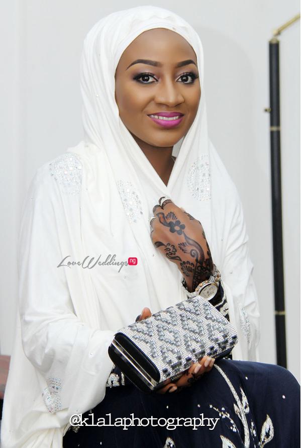 Nigerian Muslim Bride Bilkisu and Hakeem Klala Photography LoveweddingsNG 4