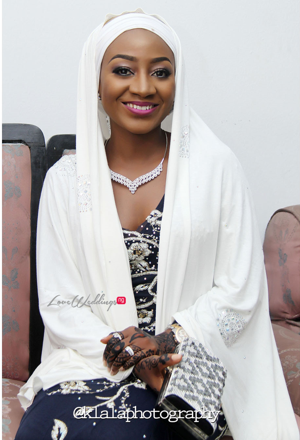 Nigerian Muslim Bride Bilkisu and Hakeem Klala Photography LoveweddingsNG