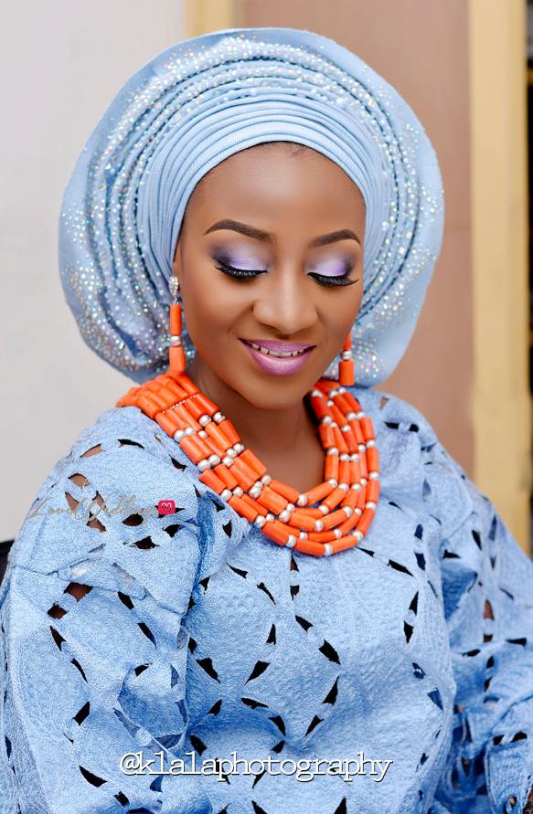 Nigerian Traditional Bride Bilkisu and Hakeem Klala Photography LoveweddingsNG 12