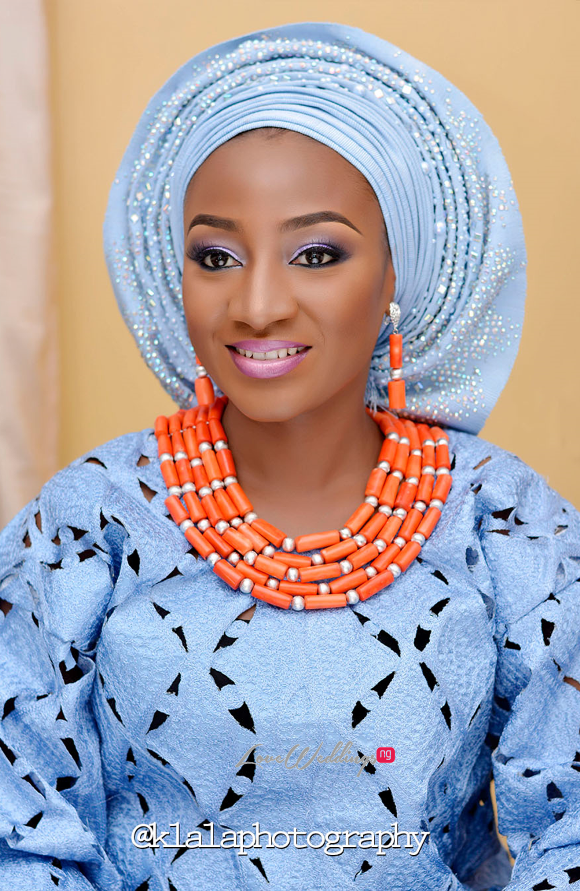 Nigerian Traditional Bride Bilkisu and Hakeem Klala Photography LoveweddingsNG 13
