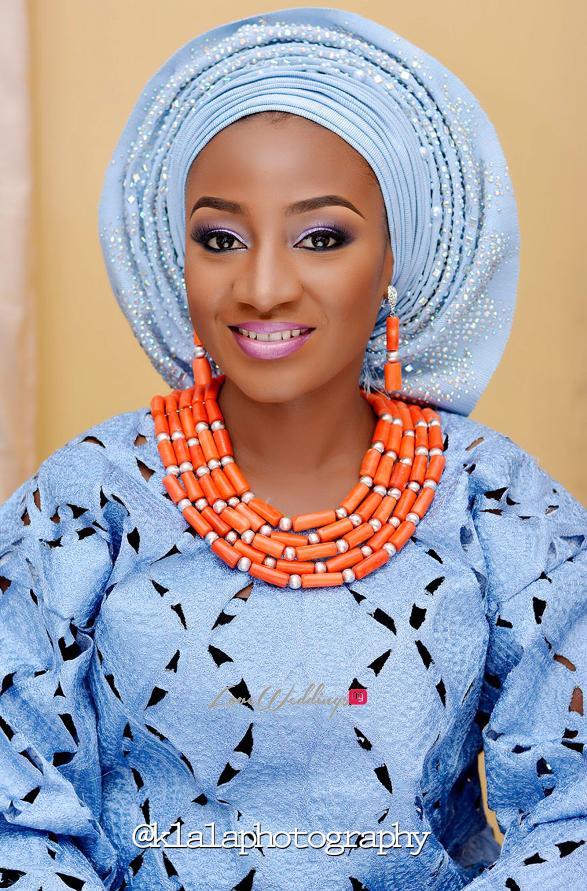 Nigerian Traditional Bride Bilkisu and Hakeem Klala Photography LoveweddingsNG 14