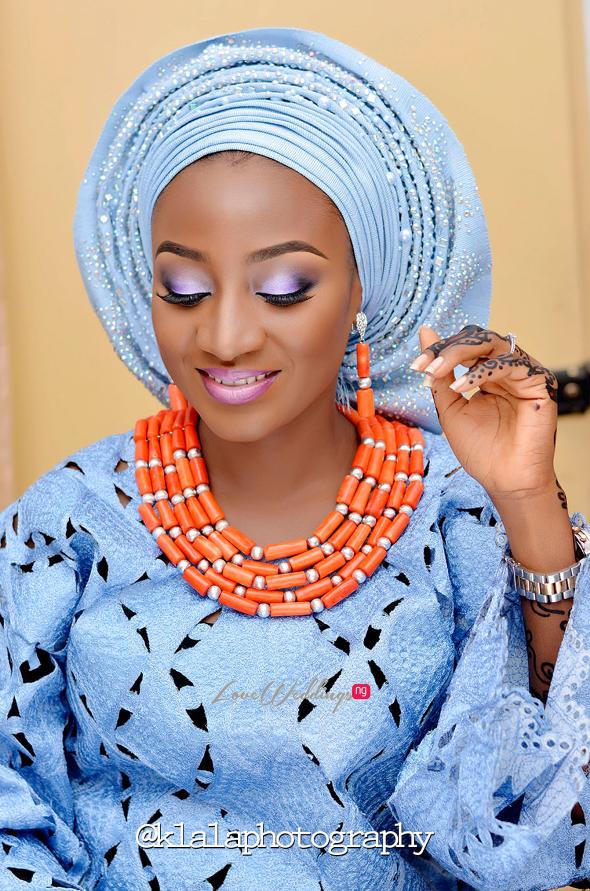 Nigerian Traditional Bride Bilkisu and Hakeem Klala Photography LoveweddingsNG 15
