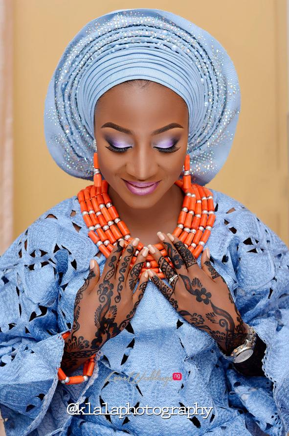 Nigerian Traditional Bride Bilkisu and Hakeem Klala Photography LoveweddingsNG 17