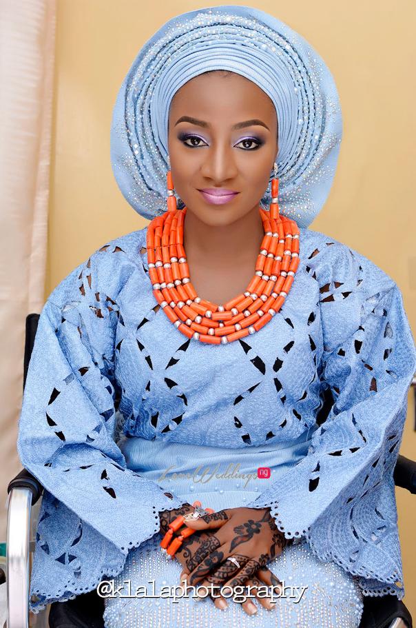 Nigerian Traditional Bride Bilkisu and Hakeem Klala Photography LoveweddingsNG 21