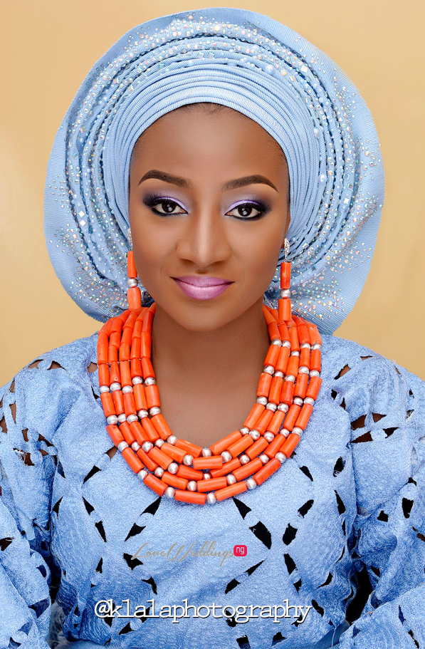 Nigerian Traditional Bride Bilkisu and Hakeem Klala Photography LoveweddingsNG 22