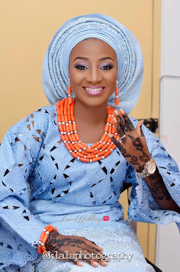 Nigerian Traditional Bride Bilkisu and Hakeem Klala Photography LoveweddingsNG 23