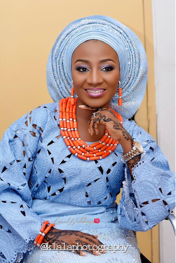 Nigerian Traditional Bride Bilkisu and Hakeem Klala Photography LoveweddingsNG 24