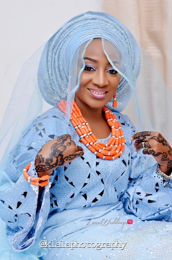 Nigerian Traditional Bride Bilkisu and Hakeem Klala Photography LoveweddingsNG 26