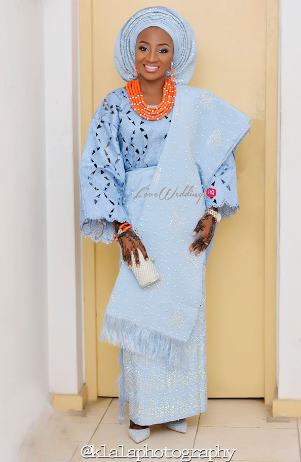 Nigerian Traditional Bride Bilkisu and Hakeem Klala Photography LoveweddingsNG 6