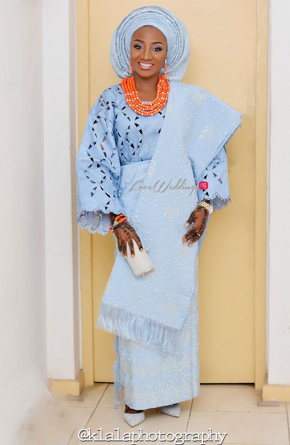 Nigerian Traditional Bride Bilkisu and Hakeem Klala Photography LoveweddingsNG 7