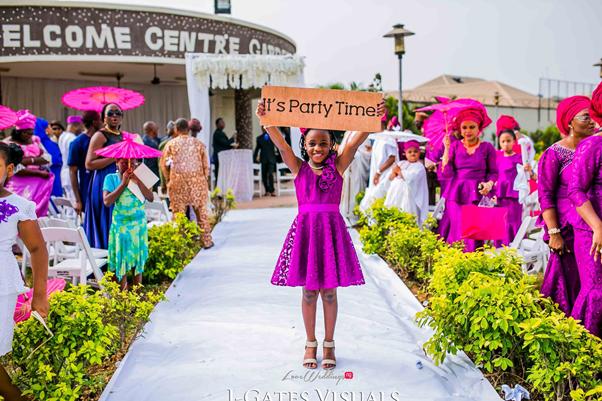 Nigerian Traditional Couple #MrandMrsChurch LoveweddingsNG 8