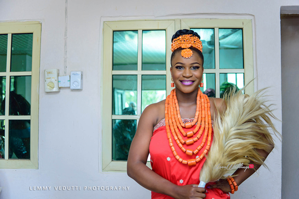 Nigerian Traditional Igbo Wedding - Ginika and Okey LoveweddingsNG 1