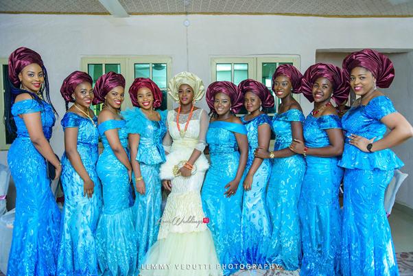 Nigerian Traditional Igbo Wedding - Ginika and Okey LoveweddingsNG 10