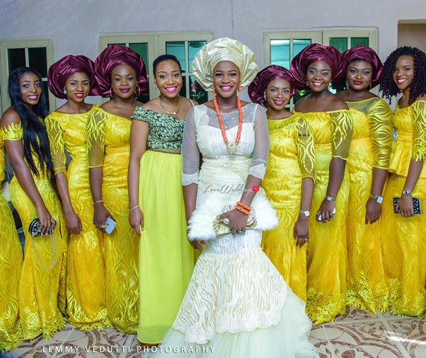 Nigerian Traditional Igbo Wedding - Ginika and Okey LoveweddingsNG 11