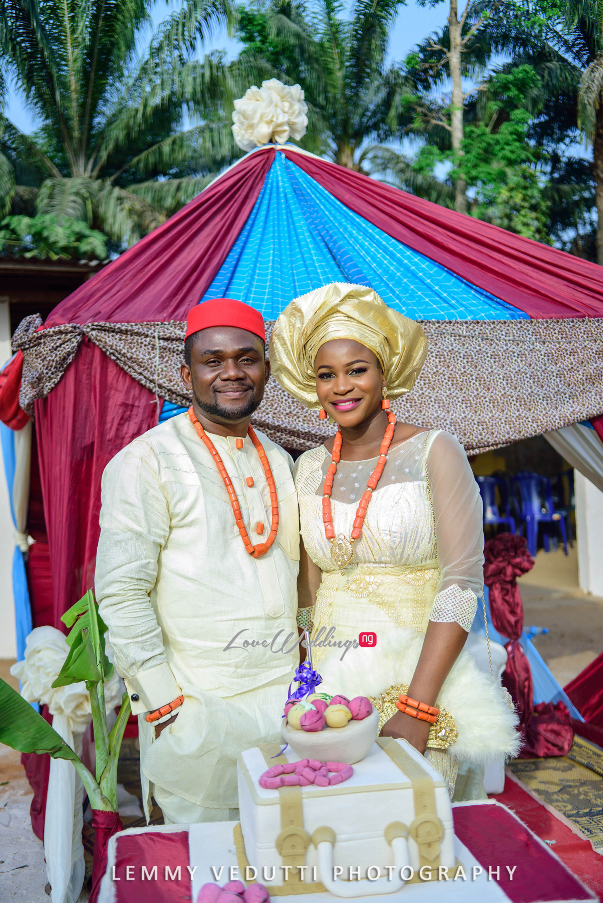 Nigerian Traditional Igbo Wedding - Ginika and Okey LoveweddingsNG 16