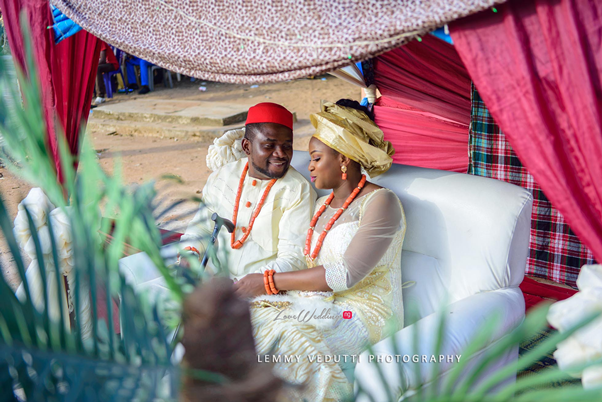 Nigerian Traditional Igbo Wedding - Ginika and Okey LoveweddingsNG 18