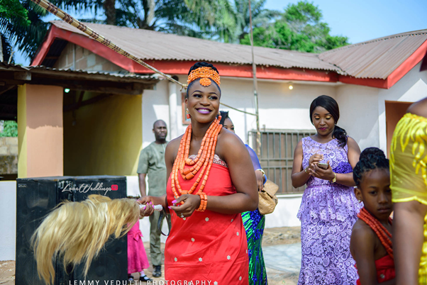 Nigerian Traditional Igbo Wedding - Ginika and Okey LoveweddingsNG 2