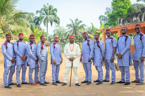 Nigerian Traditional Igbo Wedding - Ginika and Okey LoveweddingsNG 20