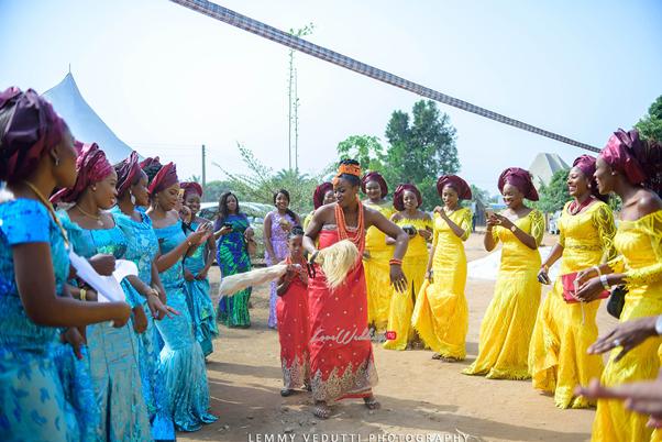Nigerian Traditional Igbo Wedding - Ginika and Okey LoveweddingsNG 3