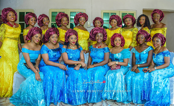 Nigerian Traditional Igbo Wedding - Ginika and Okey LoveweddingsNG 4