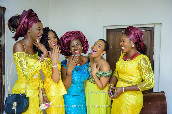 Nigerian Traditional Igbo Wedding - Ginika and Okey LoveweddingsNG 5