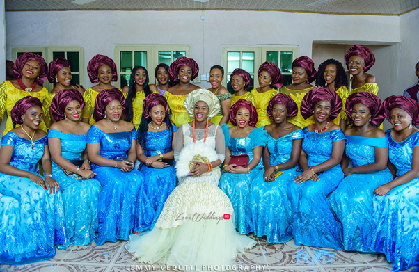 Nigerian Traditional Igbo Wedding - Ginika and Okey LoveweddingsNG 9