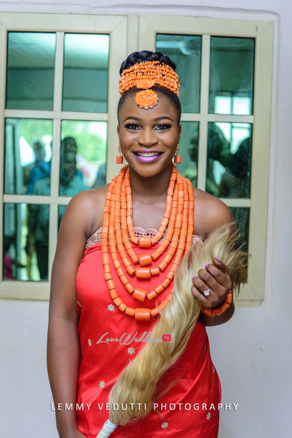 Nigerian Traditional Igbo Wedding - Ginika and Okey LoveweddingsNG