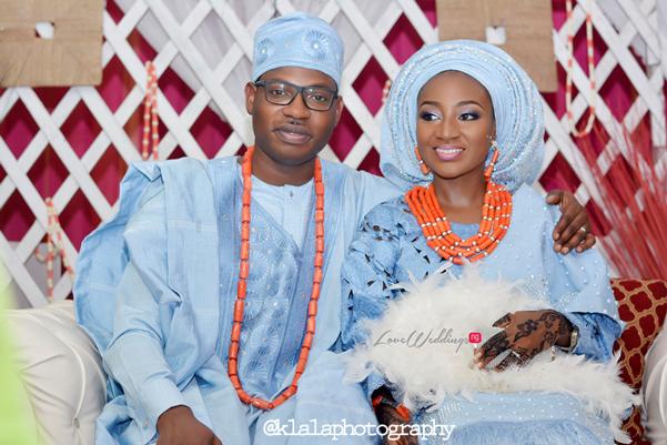 Nigerian Traditional Wedding Bilkisu and Hakeem Klala Photography LoveweddingsNG 1