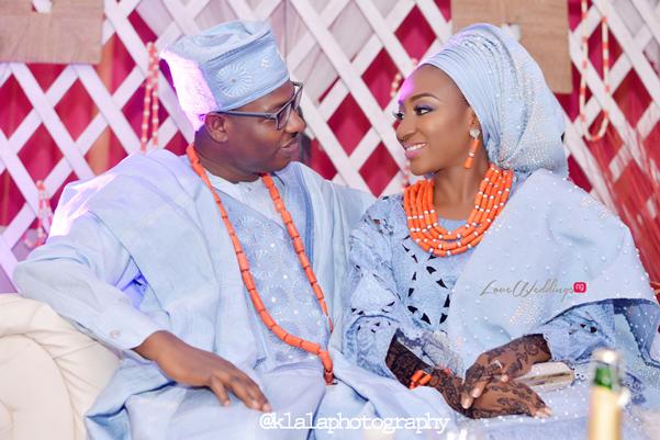 Nigerian Traditional Wedding Bilkisu and Hakeem Klala Photography LoveweddingsNG 2