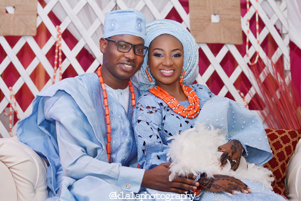 Nigerian Traditional Wedding Bilkisu and Hakeem Klala Photography LoveweddingsNG