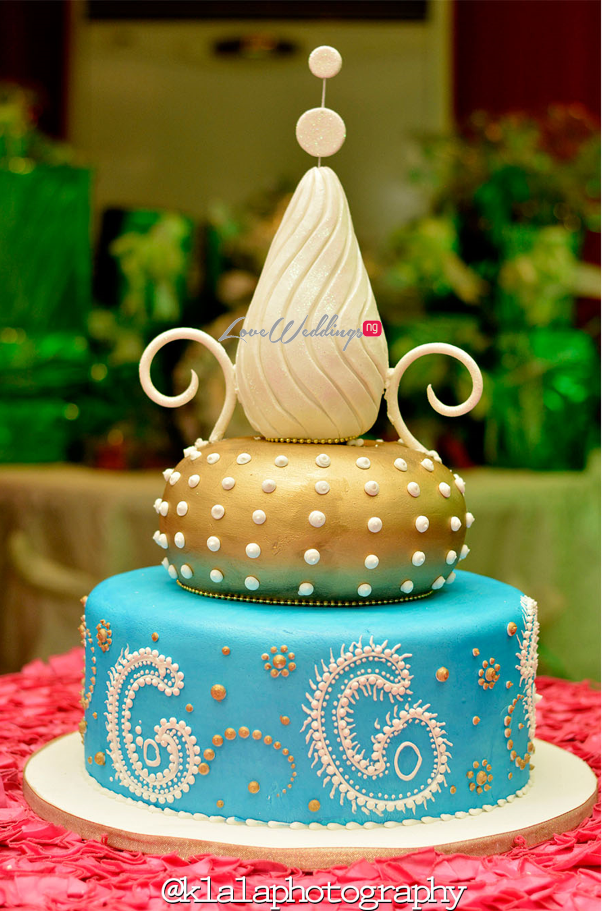 latest nigerian wedding cakes traditional wedding cake klala photography 16731