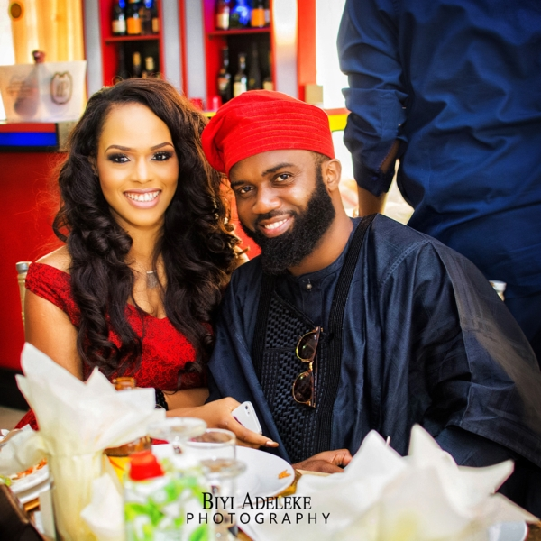 Noble Igwe and Chioma Otisi Engagement Shoot LoveweddingsNG