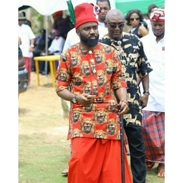 Noble Igwe and Chioma Otisi Traditional Wedding LoveweddingsNG 6