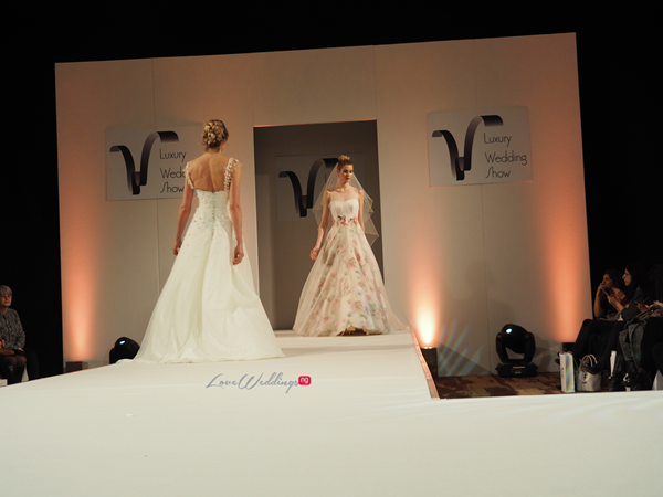 The Luxury Wedding Show 2016 LoveweddingsNG - Bridal Catwalk Show 1