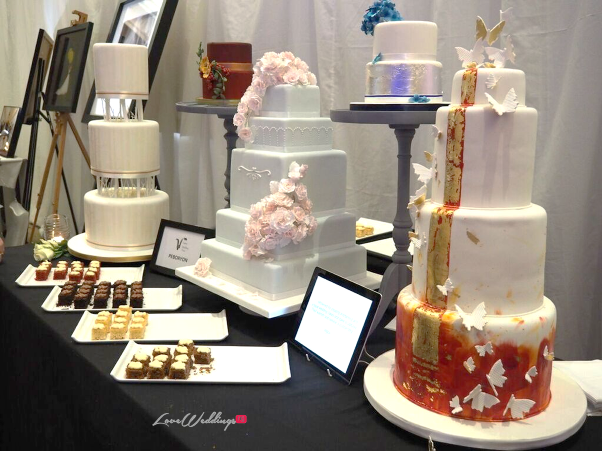 The Luxury Wedding Show 2016 LoveweddingsNG - Peboryon Cakes