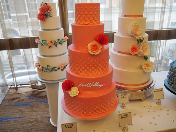 The Luxury Wedding Show 2016 LoveweddingsNG - TY Couture Cakes w