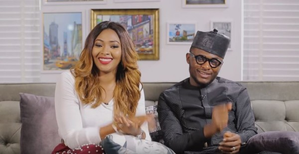 Ubi Franklin & Lilian Esoro Proposal LoveweddingsNG