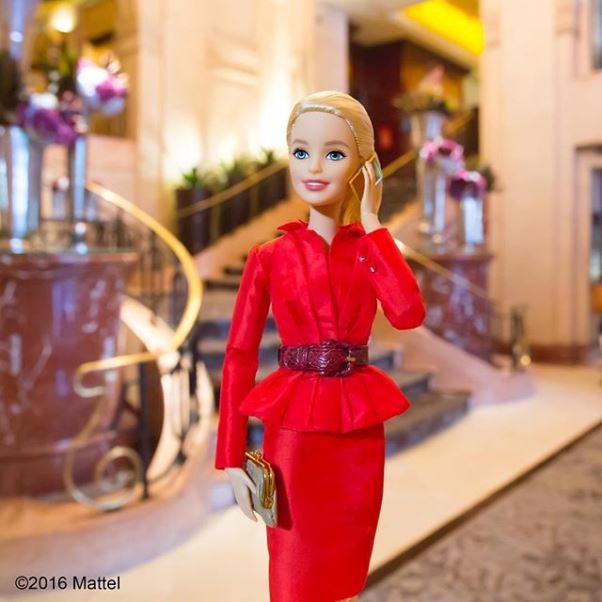 Barbie Oscar de la Renta doll LoveweddingsNG