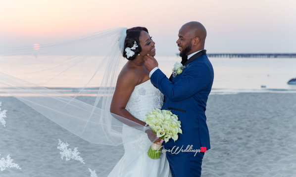 Grace & Awongo's Destination Wedding in Dubai | Save the Date Weddings