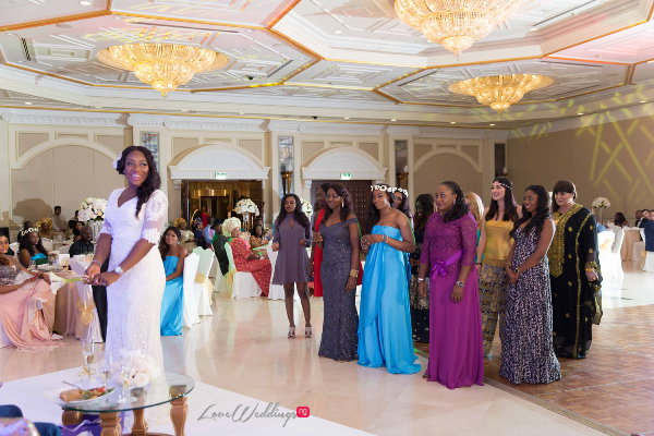 Dubai Destination Wedding Grace & Awongo #Grango2016 LoveweddingsNG Save The Date Wedding 24