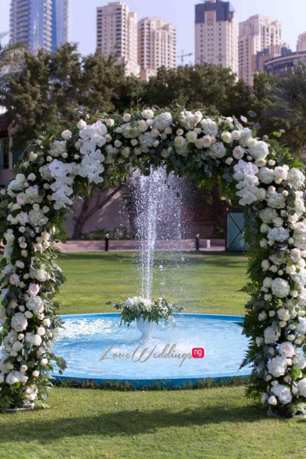 Dubai Destination Wedding Grace & Awongo #Grango2016 LoveweddingsNG Save The Date Wedding 30