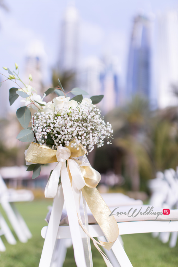 Dubai Destination Wedding Grace & Awongo #Grango2016 LoveweddingsNG Save The Date Wedding 35